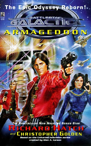 Armageddon by Richard Hatch