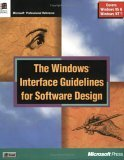 Microsoft Corporation: The Windows Interface Guidelines for Software Design: An Application Design Guide (Microsoft Corporation)
