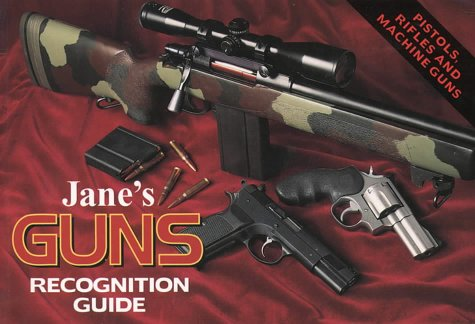 Jane's Gun Recognition Handbook