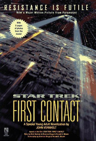 Star Trek: First Contact (Young Adult Adaptation)