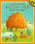 Autumn Days: Let's Look at the Seasons