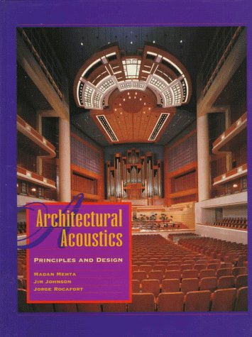 Architectural Acoustics by Madan Mehta