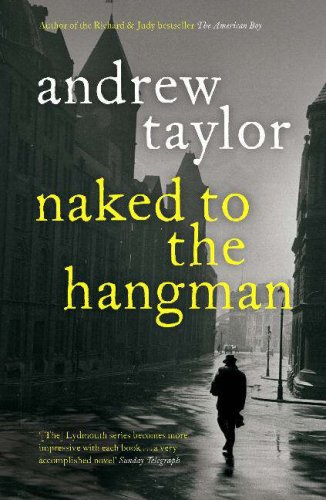Naked to the Hangman (Lydmouth #8)
