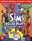The Sims: House Party: Prima's Official Strategy Guide