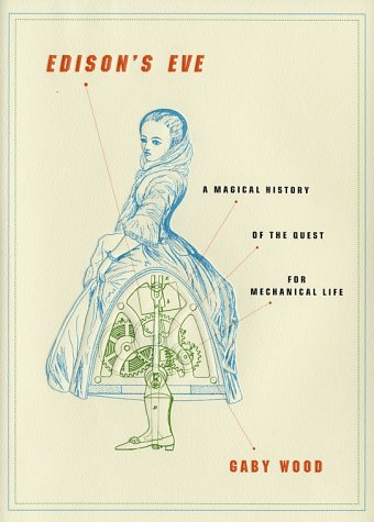 Image result for edison's eve gaby wood book cover