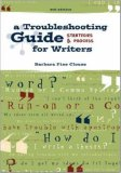 Working It Out: A Troubleshooting Guide for Writers