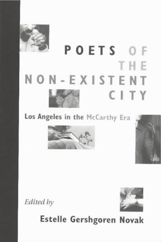 Poets of the Non-Existent City by Estelle Gershgoren Novak