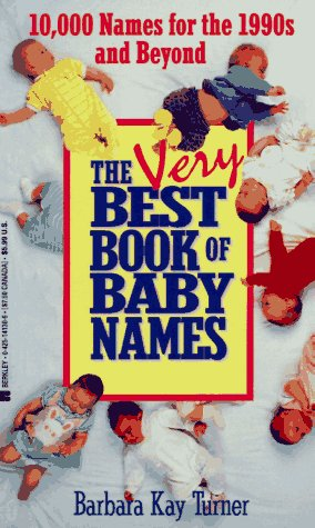 The Very Best Book of Baby Names