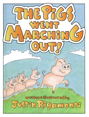 The Pigs Went Marching Out!