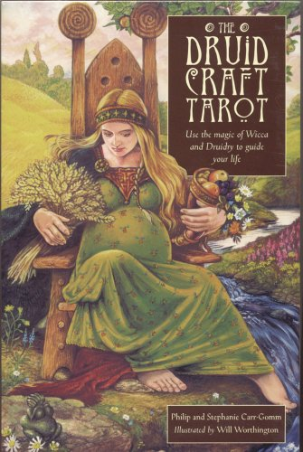 The Druid Craft Tarot by Philip Carr-Gomm