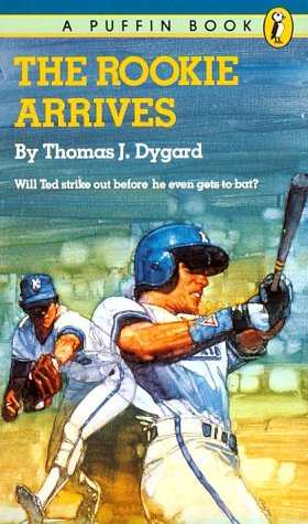 The Rookie Arrives by Thomas J. Dygard