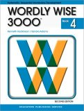 Wordly Wise 3000 Grade 4 Student Book - 2nd Edition