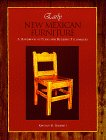 Early New Mexican Furniture: A Handbook of Plans and Building Techniques
