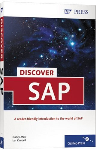 Discover SAP by Nancy C. Muir