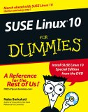Suse Linux 10 for Dummies [With CD ROM]