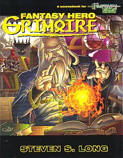 The Fantasy Hero Grimoire