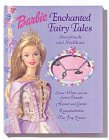 Barbie Enchanted Fairy Tales Storybook and Gemstone Necklace [With Necklace]