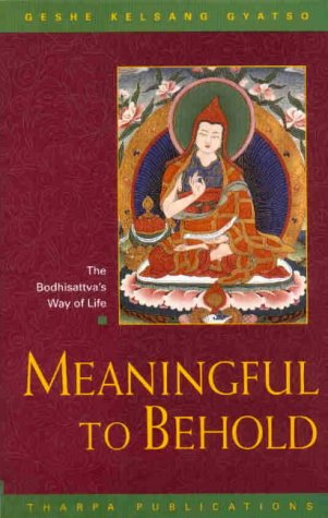 Meaningful to Behold by Kelsang Gyatso