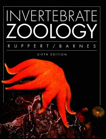 Invertebrate Zoology by Edward E. Ruppert