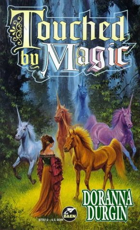Touched by Magic by Doranna Durgin