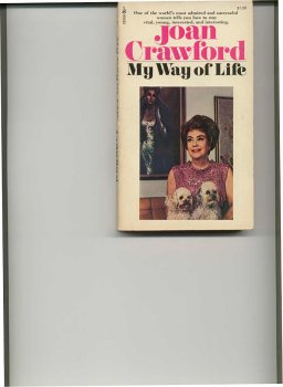 My Way of Life by Joan Crawford
