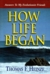 How Life Began by Thomas F. Heinze