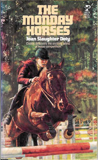The Monday Horses by Jean Slaughter Doty
