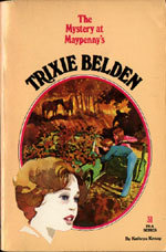 Trixie Belden and the Mystery at Maypenny's by Kathryn Kenny