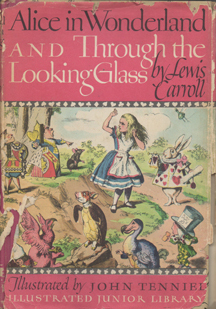 Alice in Wonderland and Through the LookingGlass