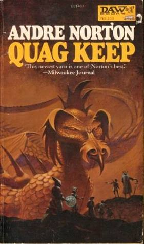Quag Keep by Andre Norton