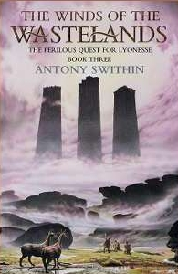 The Winds Of The Wastelands (Perilous Quest For Lyonesse)
