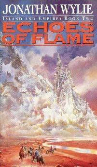Echoes of Flame (Island & Empire, #2)