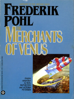 The Merchants of Venus by Frederik Pohl