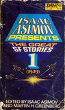 Isaac Asimov Presents The Great SF Stories 1: 1939