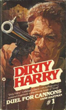 Duel for Cannons (Dirty Harry, #1)