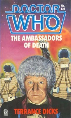 Doctor Who: The Ambassadors of Death (Doctor Who Library (Target) #121)