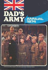 Dad's Army Annual 1974