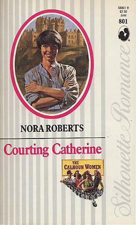 Courting Catherine (The Calhouns, #1)