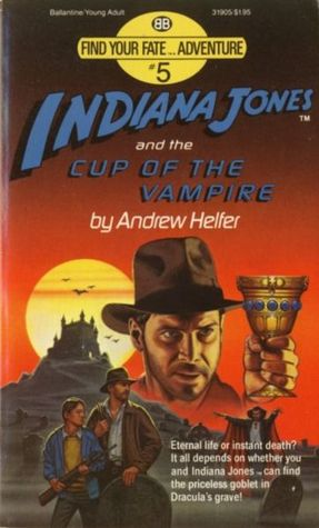 Indiana Jones and the Cup of the Vampire