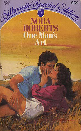 One Man's Art by Nora Roberts