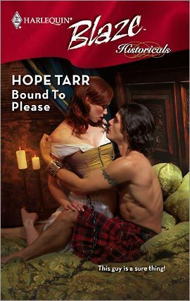 Bound To Please by Hope C. Tarr