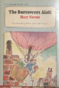 The Borrowers Aloft (A Voyager Book) by Mary Norton