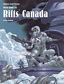 Rifts World Book 20 by Kevin Siembieda