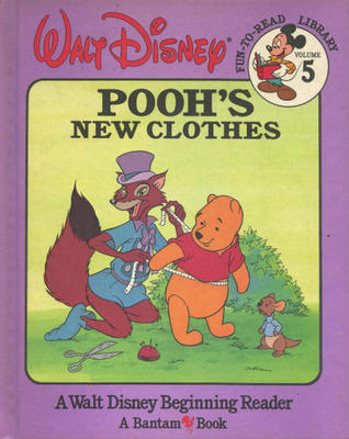 Pooh's New Clothes (Walt Disney Fun-to-Read Library, #5)