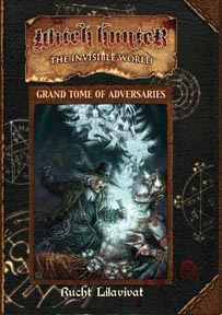 The Grand Tome of Adversaries (Witch Hunter; PCI2402)