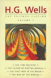 The Science Fiction by H.G. Wells