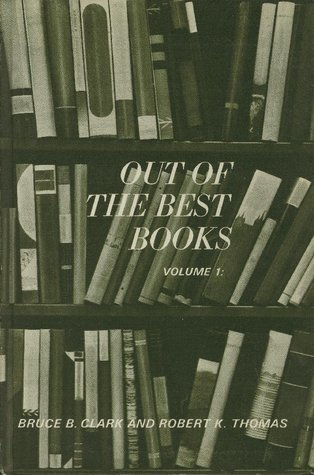 Out of the Best Books: An Anthology of Literature, Volumes One - Five