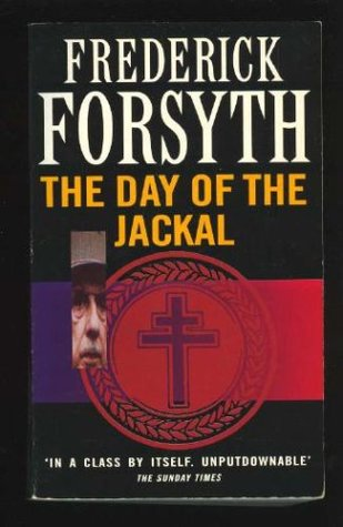 a review of fredrick forsyhths the day of the jackal The day of the jackal - frederick forsyth  historical background  the oas (organisation de l'armee secrete) were a group of extremists who came together in 1961 to oppose the french president - charles de gaulle's policy of granting independence to algeria, as a means to end the algerian war.
