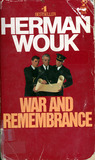 War and Remembrance (The Henry Family, #2)