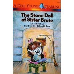 The Stone Doll of Sister Brute by Russell Hoban